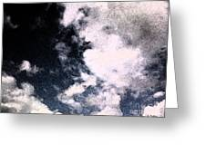Up In The Clouds 2 Greeting Card