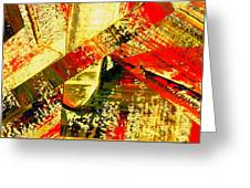 Upheaval IIi Greeting Card