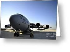 U.s. Air Force C-17 Globemaster IIi Greeting Card