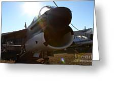 Us Fighter Jet Plane . 7d11296 Greeting Card by Wingsdomain Art and Photography