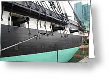 Uss Constellation 0012 Greeting Card