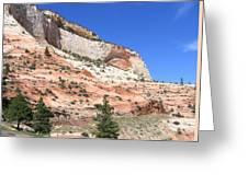 Utah 18 Greeting Card