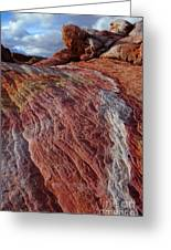 Valley Of Fire 1 Greeting Card
