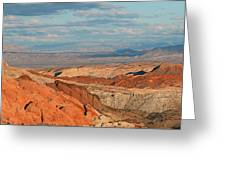 Valley Of Fire Nevada Greeting Card