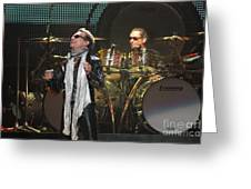 Van Halen-7072 Greeting Card