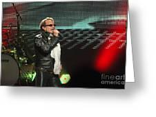 Van Halen-7083 Greeting Card