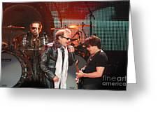 Van Halen-7121 Greeting Card