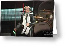 Van Halen-7168 Greeting Card
