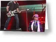 Van Halen-7241b Greeting Card