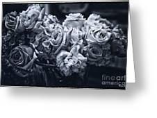 Vase Of Flowers 2 Greeting Card