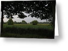 Veneto's Countryside In May Greeting Card