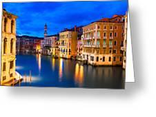 Venice 01 Greeting Card