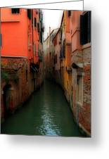 Venice Canals 2 Greeting Card