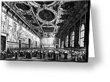 Venice: Doges Palace Greeting Card