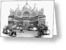 Venice: Tournament Greeting Card