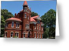 Ventress Hall Ole Miss Greeting Card