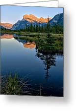 Vermilion Lake Greeting Card