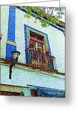 Vg Guanajuato Greeting Card