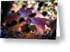 Vibrant Fall Greeting Card