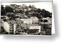 Vintage Lisbon Greeting Card