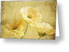 Vintage Vanilla Greeting Card