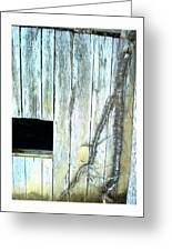 Virginia Barn Greeting Card