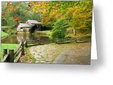 Virginia Fall Greeting Card