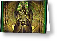 Visitor Greeting Card