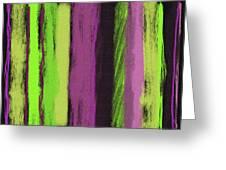 Visual Cadence Viii Greeting Card