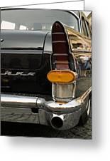 Volga Old Car Greeting Card