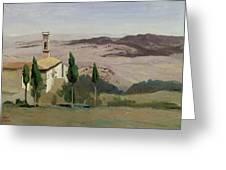 Volterra Greeting Card