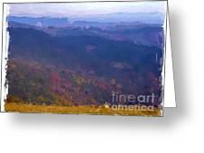 Vosges - France Greeting Card