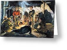 Voyageurs Greeting Card