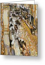 Vuillard: Paris, 1908 Greeting Card