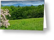 Wachusett Mountain Greeting Card