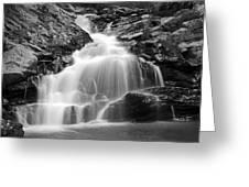 Wahconah Falls Greeting Card
