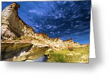 Wahweap Hoodoo Trail Greeting Card