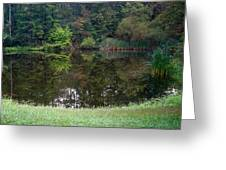 Walden Pond 1 Greeting Card