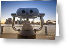 Wall E Greeting Card