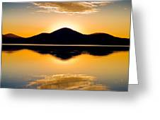 Wallis Lake 5527 Greeting Card