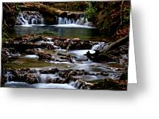 Warm Springs Greeting Card