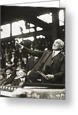 Warren G. Harding Greeting Card by Granger