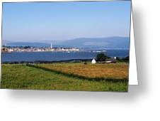 Warrenpoint From Carlingford, Co. Down Greeting Card