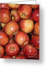Washington Apples Greeting Card