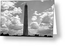 Washington Landmark Greeting Card
