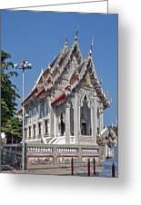 Wat Suan Phlu Ubosot Dthb1128 Greeting Card