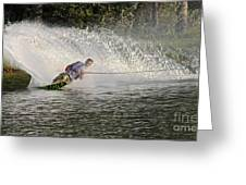 Water Skiing 14 Greeting Card