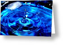 Water Spout 3 Greeting Card