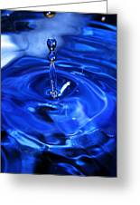 Water Spout 5 Greeting Card