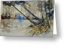 Watercolor 119080 Greeting Card